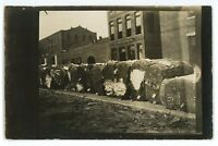 RPPC Union Cotton Co Exchange Mills MACON GA? Georgia Real Photo Postcard