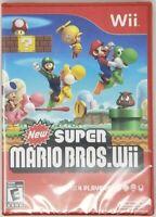 New Super Mario Bros. Nintendo Wii