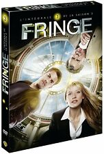 12878/ FRINGE SAISON 3 COFFRET 6 DVD NEUF SOUS BLISTER