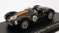 Leo Models 1/43 Scale A6GCS/53 - Maserati - 24H Le Mans 1954 Tomasi