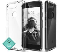 For Google Pixel XL Case Caseology®[WATERFALL] Protective Slim Clear Cover