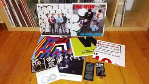 The Who - My Generation Limited 5 CD Super Deluxe