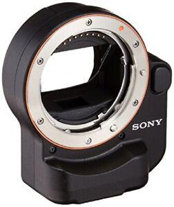 Sony LA-EA4 35mm Mount Adapter for Full Size Sensor Lens A-Mount to E-Mount