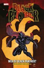 Who is Black Panther Hc/Variant (German) - 333 Ex. Panini Comics 2016-Ovp