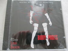 Loek Dikker - Body Parts - Original Motion Picture Soundtrack - CD Neu & OVP NEW