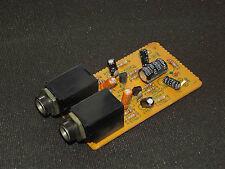 TEAC X-1000R Reel to Reel Original Mic Board Part # 51679350 PCB-105