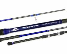 Tsunami Airwaves Surfcasting Saltwater Spinning Two-Piece Fishing Rod