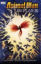 Animal Man Vol. 7: Red Plague Delano, Jamie VeryGood