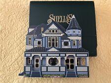 "Shelia's Collectibles ""Ray House� 1896 Gallatin, Missouri / #Vst-05 / New w/Box"
