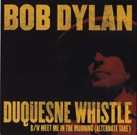 "BOB DYLAN - DUQUESNE WHISTLE - 7"" VINYL NEW SEALED 2012"