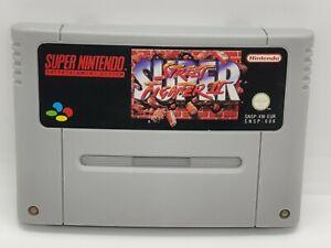 Super Nintendo SNES - Super Street Fighter 2 (Modul)