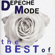 Depeche Mode - Best of Depeche Mode [New CD] UK - Import