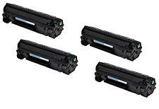 4-Pk/Pack Canon 128 Toner Cartridge for ImageCLASS D530 MF4570d MF4580DN MF4890D
