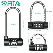 Outdoor 45 Digit Combination Lock Padlock Password Travel Gym Security Locker
