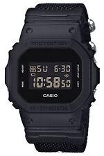 Casio G-Shock DW-5600BBN-1ER Digitaluhr Textilband