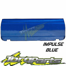 TAIL GATE IMPULSE BLUE SUIT VU VY VZ COMMODORE HOLDEN 00-06 UTE TAILGATE UTILITY