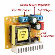 DC-DC Boost Converter 8~32V to 45~390V ZVS High Voltage Step up Booster Module