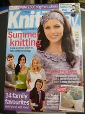 June Knitting Monthly Magazines