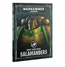 Codex: Salamanders Supplement - Warhammer 40k - Brand New! 8th Edition