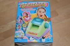 2002 STICKERIZER for kids by Hasbro, for ages 5 years and up, EUC