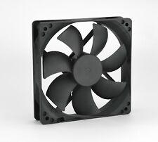 Case Fan 120mm PC Case Fans 4Pin Molex 12V DC Computer Case Cooling Fan BULK