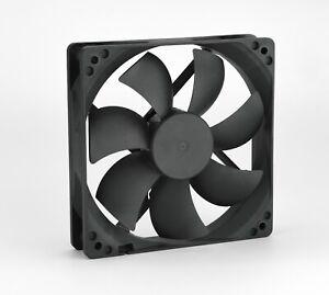 Case Fan 120mm 12cm PC Case Fan 4Pin Molex 12V DC Computer Case Cooling Fan BULK