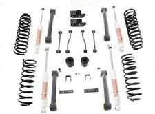 1997-2006 Jeep TJ 4 Inch Suspension Lift Kit Trail Master