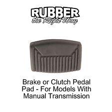 1963 - 1972 Ford Truck Brake & Clutch Pedal Pad