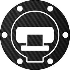 Para bmw r1200gs LC 2013-tanque carbonlook negro/tankcap carbonlook Black