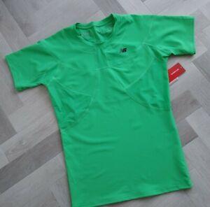 GENUINE  MEN'S   New Balance GREEN  Compression Long Sleeve Top XL /RUNNING/ GYM