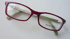 Romeo Gigli 51-16 Acetat Brille Damen modisch aktuell gerade Form feminin size M