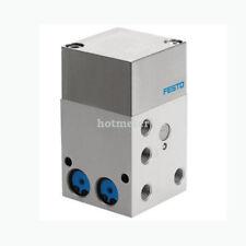 H● FESTO ZSB-1/8-B Two-hand control block 576656 4mm.