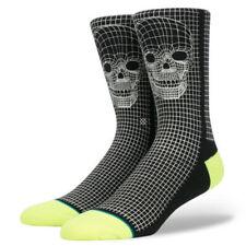 Calze e calzini da uomo neri Stance misto cotone