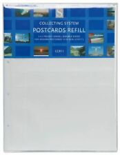 WHSmith Ccr11 Collecting System Postcard Album Refills Double Sided Pack of 5