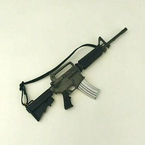 """1/6 Scale 21st Century Ultimate Soldier M4 M16 Weapon For 12"""" Action Figures"""