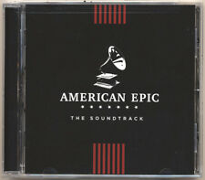 Various ‎– American Epic - The Soundtrack - CD (2017) - NEW
