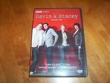 GAVIN & STACEY SEASON ONE Classic British Comedy BBC TV NEW & SEALED 2 DVD SET