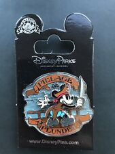 Disney Pin Mickey Pirate Pillage And Plunder
