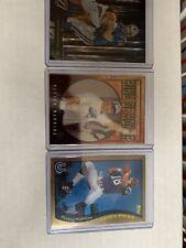 Peyton Manning Card Lot