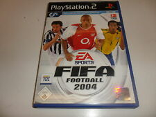 PlayStation 2  PS 2  FIFA Football 2004