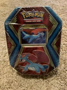 Pokemon TCG Tins. Salamence  FACTORY SEALED