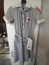 "ww2 1940' ARC  ""gray ladies"" Nurse Américan Red-Cross  US"