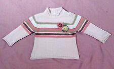 Baby-Pullover & -Strickwaren für Mädchen aus Polyester mit Motiv