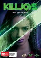 Killjoys - Season 4 : NEW DVD