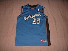Washington Wizards Blue #23 Jordan Nike Youth M Stitched NBA Basketball Jersey