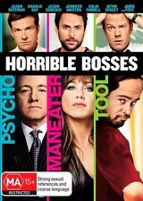 Horrible Bosses (DVD, 2012) very good condition only watched once