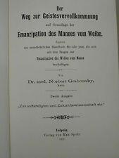 Grabowsky – Geistesvervollkommnung - 1902