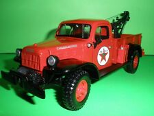 TEXACO 1946 DODGE POWER WAGON TOW TRUCK WRECKER REGULAR EDITION - #23 in Series