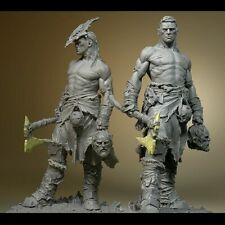 The King of Roza Resin Figure Model Kit Unassembled Unpainted No Color 75mm New