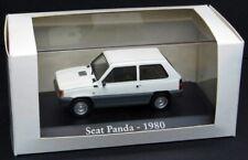 RBA C125, 1980 SEAT PANDA, WHITE, 1:43 SCALE